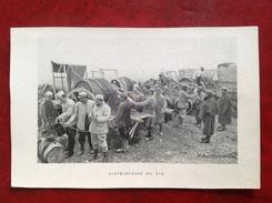 Alcool Distribution De Vin - Guerre 1914-18