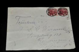 256- Umschlag  Feldpost Mit Stempel Frei Gegeben - Lettres & Documents