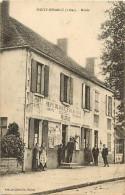 -ref-N582- Allier - Pouzy Mesangy -  La Mairie - Carte Bon Etat - - Frankrijk