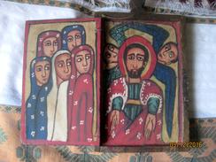 Ethiopia: Double Diptyque - Huiles
