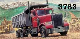 - ITALERI - Maquette Freightliner Heavy Dumper Truck - 1/24°- Réf 3783 - Trucks And Trailers