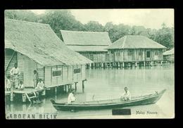Maleisië  Laboean Bilik   Malay Houses - Malaysia