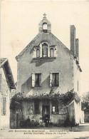 -ref-N579- Allier - Estivareilles - Environs De Montlucon - Ancien Couvent - Place De L Eglise - Couvents - - France