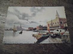 CPA De Venise (Venezia) - Riva Degli Schiavoni - Venezia (Venice)