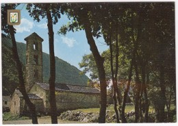 Andorra: Santa Coloma - El Mil-lenari Campanar Romànic - Andorra