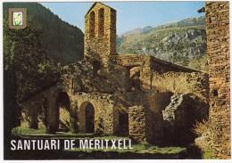 Andorra: Antiga Església De Meritxell - Santuari - Andorra