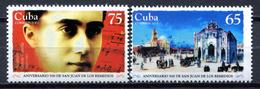 Cuba 2015 / San Juan De Los Remedios City  Centennial MNH Music / Cu1737  37 - Cuba