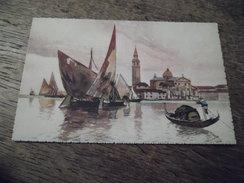 CPA De Venise (Venezia) - Isola Di S. Giorgio - Venezia (Venice)