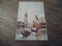 CPA De Venise (Venezia) - Piazzetta S. Marco Dalla Laguna - Venezia (Venice)
