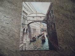 CPA De Venise (Venezia) - Ponte Dei Sospiri - Venezia (Venice)