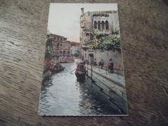 CPA De Venise (Venezia) - Rio Delle Maravegie - Venezia (Venice)