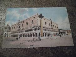 CPA De Venise (Venezia) - Palazzo Ducale - Venezia (Venice)