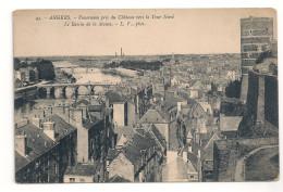 Maine Et Loire, Angers, Le Longeron, Rochefort Sur Loire, Saumur  Lot De 7 Cartes Postales - Non Classés
