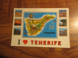 CP Tenerife - Canary Islands - Espagne