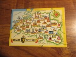 CP Belgique - België - Zonder Classificatie