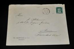 260- Umschlag Th. Martens & Co, Bremen - Allemagne