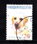 Taiwan China Formosa: 2006 Mi Nr 3100, Hond, Dog, Labrador