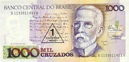 Brasil 1989, 1 Cruzado Nuevo (UNC) - Brasil