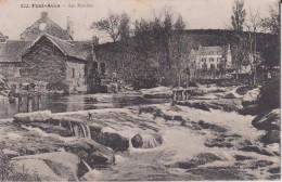 """29 FINISTÈRE PONT AVEN  """" Les Moulins """"  Villard  N° 222 - Pont Aven"""