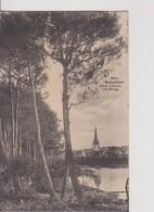 """29 FINISTÈRE ROSPORDEN  """" Etude D'arbres Aux Etangs """"  Villard N° 3876 - France"""