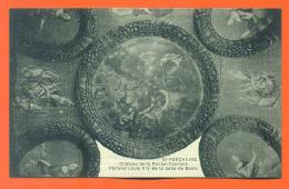 """CPA 17 Saint Porchaire """" Chateau De La Roche Courbon - Plafond Louis XV De La Salle De Bains """" LJCP 12 - Sonstige Gemeinden"""