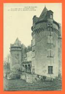 """CPA 17 Saint Porchaire """" Un Coin De La Facade Ouest Du Chateau De La Roche Courbon """" LJCP 12 - Sonstige Gemeinden"""