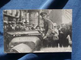Guerre 1914  Un De Nos Vaillants Alliés  Capitaine D'Etat Major Anglais - Circulée 1915 - L288 - War 1914-18