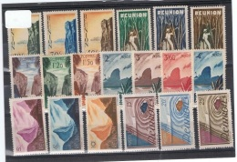 REU 16 - REUNION N° 262/80 Neufs** - Réunion (1852-1975)