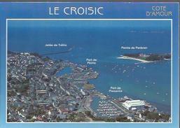 Le Croisic (44) : Vue Générale Du Port - Le Croisic