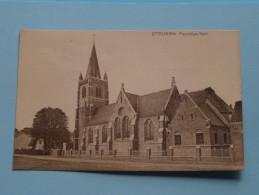 ETTELGHEM Parochiale Kerk ( Gyselynck ) - ( Details Zie Foto's ) ! - Oudenburg