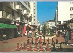 Lorient (56) : La Rue Du Prt Avec Son Jeu D'échec - Lorient