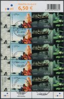 2004 Finland Europa Complete Sheetlet Cds Very Fine Used - Finlande