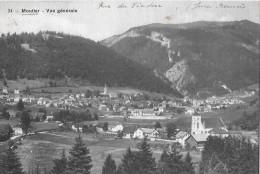 MOUTIER → Generalansicht Anno 1913 - BE Bern