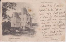 """29 FINISTÈRE PONT AVEN  """"  Château De Kerangosker  """"  Precurseur N° 9 - Pont Aven"""