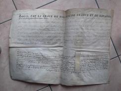PARCHEMIN Paris 4 Juillet 1789 Vente D'une Maison Rue Basse Porte St-Denis - Manuscrits
