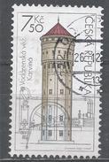 Czech Republic 2007. Scott #3357 (U) Water Towers Of Karvina - Tchéquie