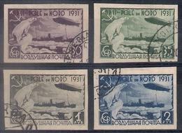 Russia 1931, Michel Nr 402B-05B, Used - 1923-1991 USSR