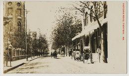 Tientsin Real Photo Victorian Road - China