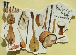 Bulgaria - Folk Instruments - Bulgarije