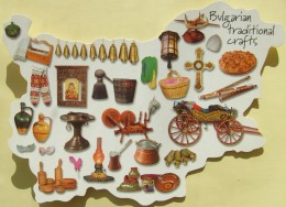 Bulgaria - Traditional Crafts - Bulgarije