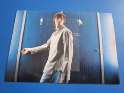GAMMON BLUE WATER -  Carte Parfumée - Modern (from 1961)