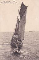 Bf - Cpa MALO Les BAINS - Une Barque De Pêche - Malo Les Bains