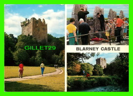BLARNEY CASTLE, UK - 3 MULTIVIEWS  - ANIMATED -  JOHN HINDE ORIGINAL No 2/198 - - Cork