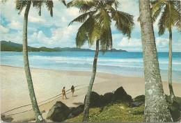 T927 Seychelles - Mahe - Grand' Anse - Nice Stamps Trimbres Francobolli / Viaggiata - Seychelles