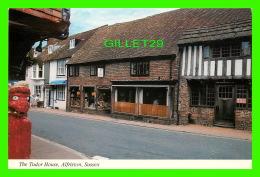 ALFRISTON, UK - THE TUDOR HOUSE -  BENNETT PUBLICATIONS No 10097 - - Angleterre