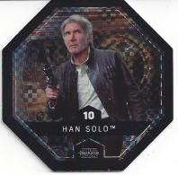 STAR WARS 2016 - Jeton Leclerc Cosmic Shells N° 10 - HAN SOLO - Autres Collections