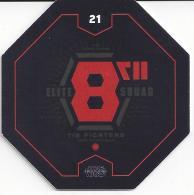 STAR WARS 2016 - Jeton Leclerc Cosmic Shells N° 21 - ELITE SQUAD - Autres Collections
