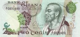 GHANA 2 CEDIS 1977 P-14c UNC  [GH115c] - Ghana