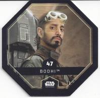 STAR WARS 2016 - Jeton Leclerc Cosmic Shells N° 47 - BODHI - Autres Collections