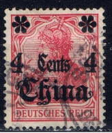 DR+ China 1905 Mi 30 Aufdruck - Offices: China